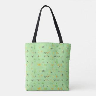 Künstlerischer Entwurf Tasche