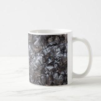 Künstlicher Nacre Kaffeetasse