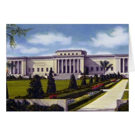 Kunstmuseum Kansas City Missouri Nelson Atkins Karte