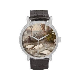 Kunstuhr Von Wrights Uhr