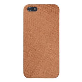Kupfer gefärbt iPhone 5 etuis