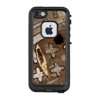 Kupfer+ iphone Fallstädtischer Vibe durch Zazzle. LifeProof FRÄ' iPhone SE/5/5s Hülle