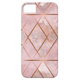 Kupfer X Etui Fürs iPhone 5