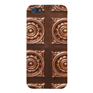 Kupferner Fliesen-Speck-Kasten iPhone 5 Hüllen