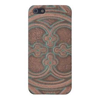 Kupferner Speck-Kasten iPhone 5 Schutzhülle