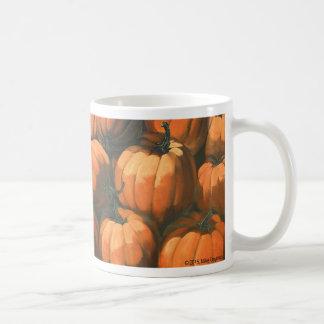Kürbis-Flecken Kaffeetasse
