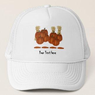 Kürbis Halloween-gute Sachen Truckerkappe