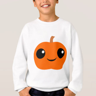Kürbis Halloweens Kawaii Sweatshirt