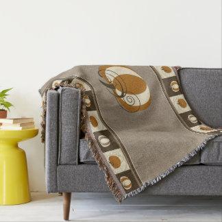 Kürbis-Wurfs-Decke Decke