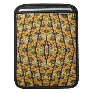 Kürbise, Kürbis und Kürbisse - abstrakt Sleeve Für iPads
