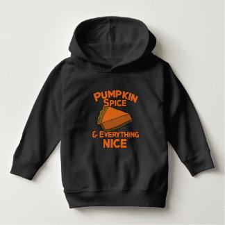 Kürbisgewürz und -alles nett hoodie
