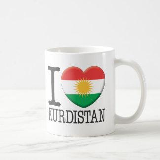 Kurdistan Kaffeetasse