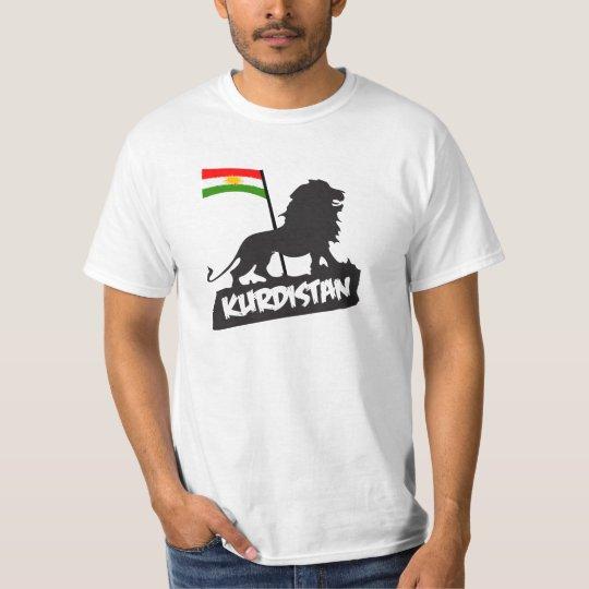 Kurdistans Löwe T-Shirt