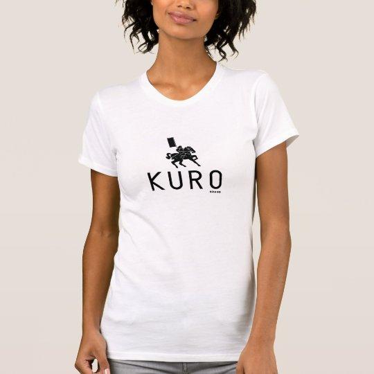 KURO Kalvary Weiß T-Shirt