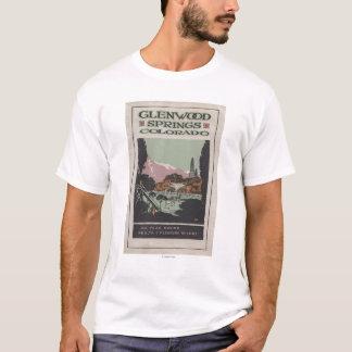 Kurort-Plakat # 2 T-Shirt