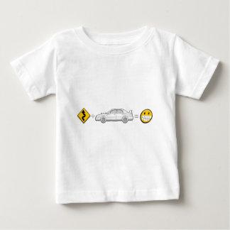 Kurven, Subaru, entspricht Spaß Baby T-shirt