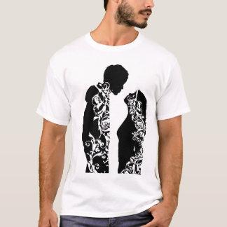 Kuss im Licht T-Shirt