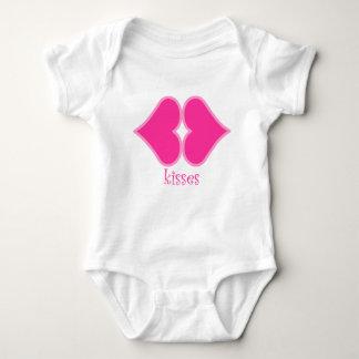 Küsse! Baby Strampler