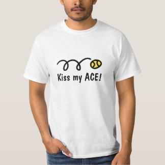 Küssen Sie mein As! Tennist-shirt T-Shirt