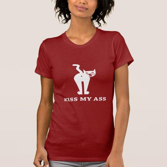 KÜSSEN SIE MEINEN ESELCAT T-Shirt
