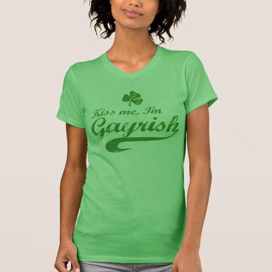 Küssen Sie mich, ich sind Gayrish T-Shirt