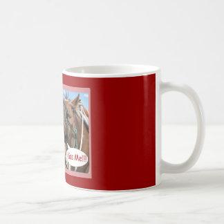 Küssen Sie mich!!! Kaffeetasse