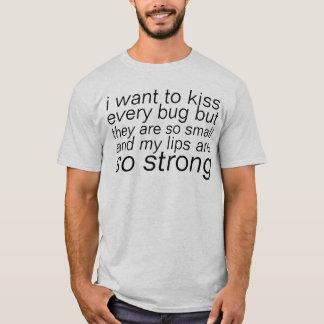 Kusswanzen T-Shirt