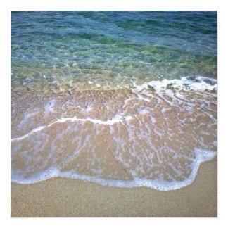 Küste-Foto-Papier (Satin) Fotodruck