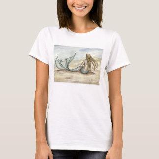 Küste-Meerjungfrau-Shirt Camilles Grimshaw T-Shirt