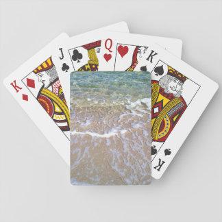 Küste, Standardindex-Gesichts-Spielkarten Spielkarten