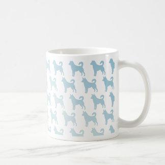Küsten-Hunde Teetassen