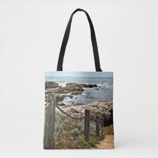 Küstenschritt-Querkörper-Taschen Tasche