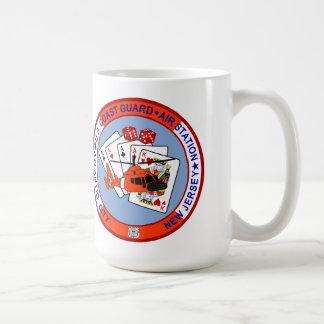 Küstenwache-Flughafen Atlantic City Kaffeetasse