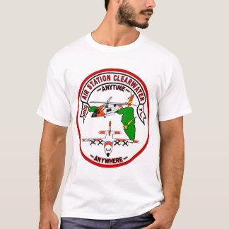 Küstenwache-Flughafen Clearwater T-Shirt