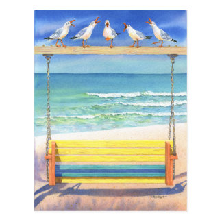 KüsteSerenade Postkarte
