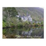 Kylemore Abtei, Irland Postkarte