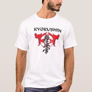 Kyokushin kanku u. Kanji T-Shirt