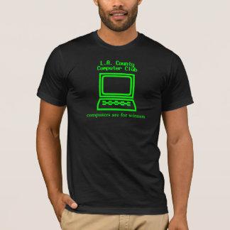 L.A. Landkreis-Computer-Verein T-Shirt