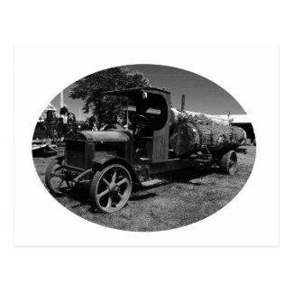 L Klotz truck1 Postkarte