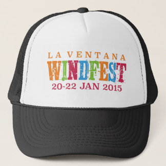 La 2015 Ventana WindFest Truckerkappe