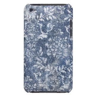 La caisse bleue d'IPod, l'a laissé être Coque Barely There iPod