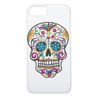 La calaca Mexiko iPhone 7 Hülle