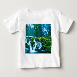 La cascade jumelle la procuration Willamette Tshirt