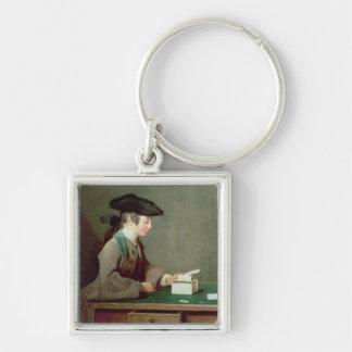 La Chambre des cartes, c.1736-37 Porte-clé