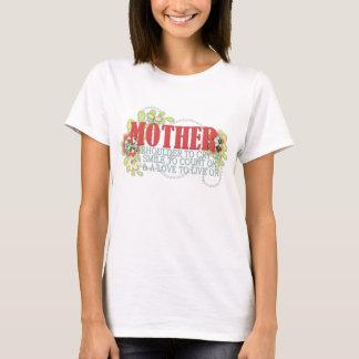 La citation de la mère t-shirt