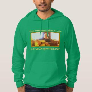 """La conception de chemise de """"Julian de maître"""" de Sweatshirt À Capuche"""