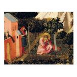 La conversion de St Augustine Carte Postale