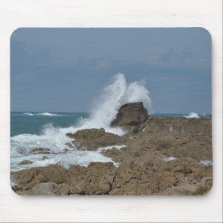 La Corbiere Ozean-Wellen Mousepad
