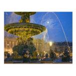 La France, Ile de France, Paris, endroit de Cartes Postales