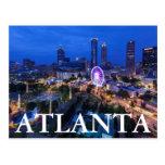 La Géorgie, Atlanta, parc olympique centennal Cartes Postales